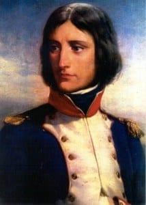 נפוליאון בגיל 23, סגן אלוף במשמר הלאומי הצרפתי