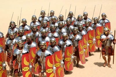 חיילים רומיים