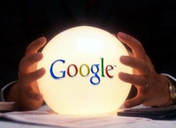 כדור הבדולח של גוגל - הרצאה