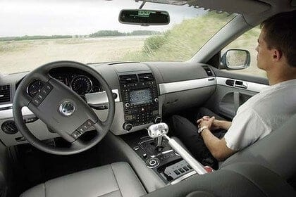 מכונית אוטונומית - הרצאה