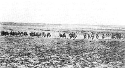 4th_Light_Horse_Brigade_Beersheba