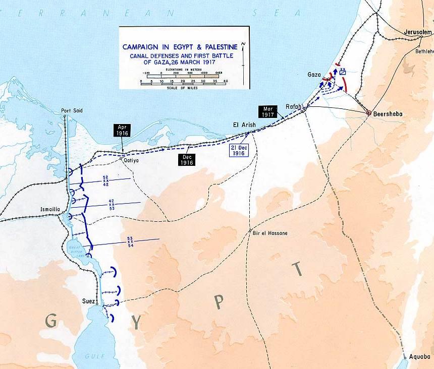 Sinai-WW1-1