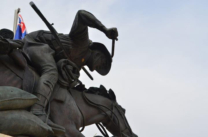 אנדרטת החייל האוסטרלי