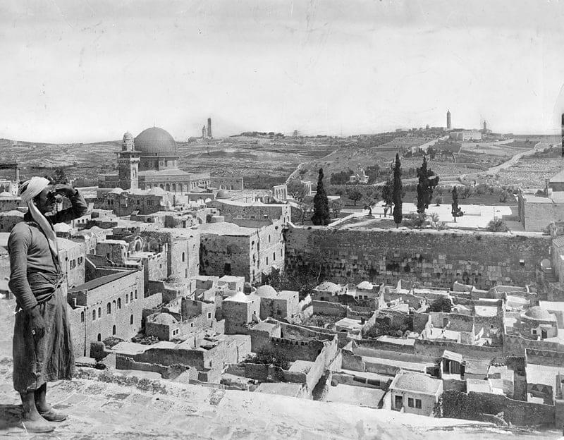 Jerusalem,_1917
