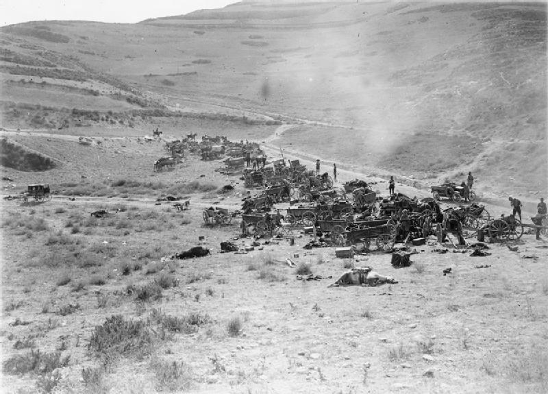 Battle_of_Megiddo_(1918)_Destroyed_Turkish_transport