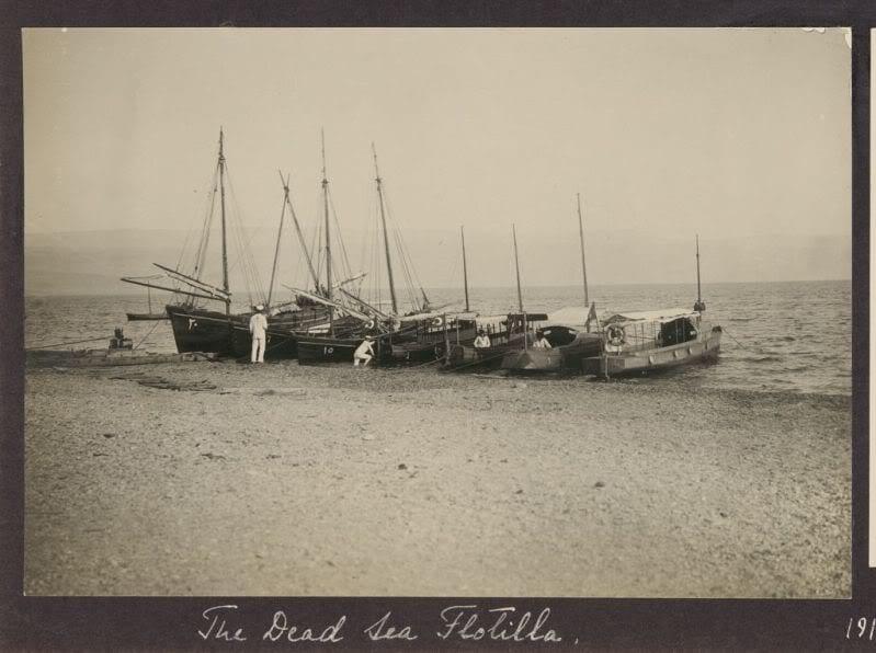 TurkishDeadSeaFlotilla