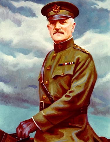 GEN_Pershing_as_Chief_Of_Staff