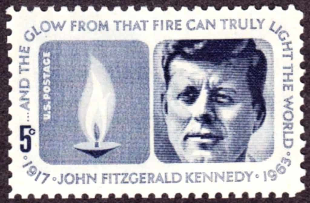 John_F_Kennedy_1964_Issue-5c (Large)