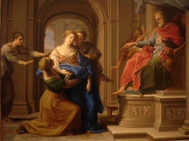אסתר לפני אחשוורוש, פומפאו בטוני 1738-40