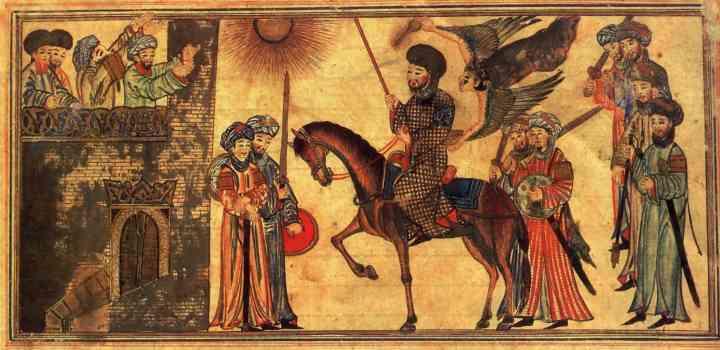 השבט היהודי בני נדיר נכנע למוחמד