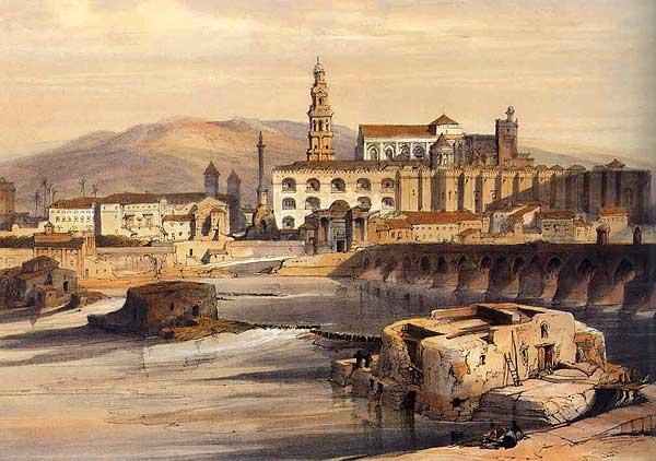 El_río_Guadalquivir_by_David_Roberts