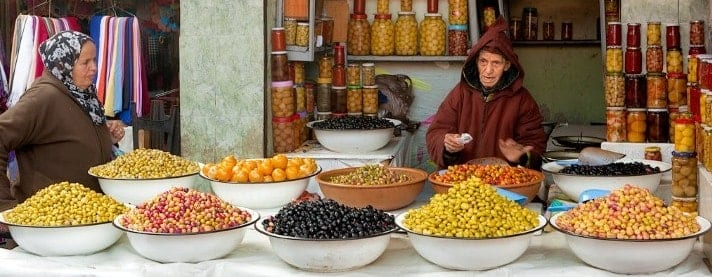 Marrakech_olives_merchant (Small)