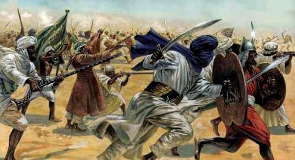 muslim-warriors