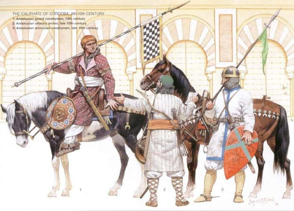 Osprey_The_Armies_of_Islam_caliphate_cordoba2
