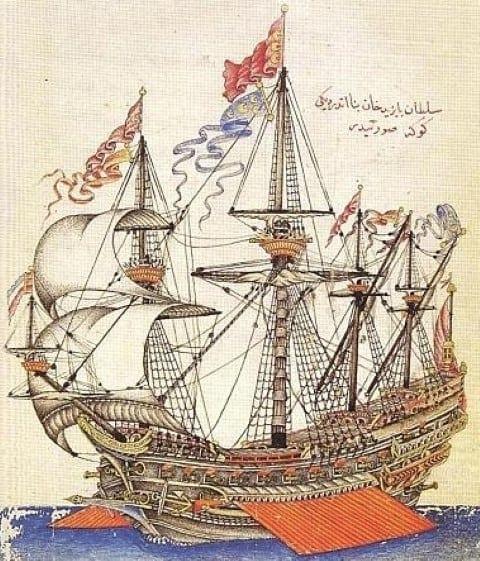 Venetian-ships (Small)
