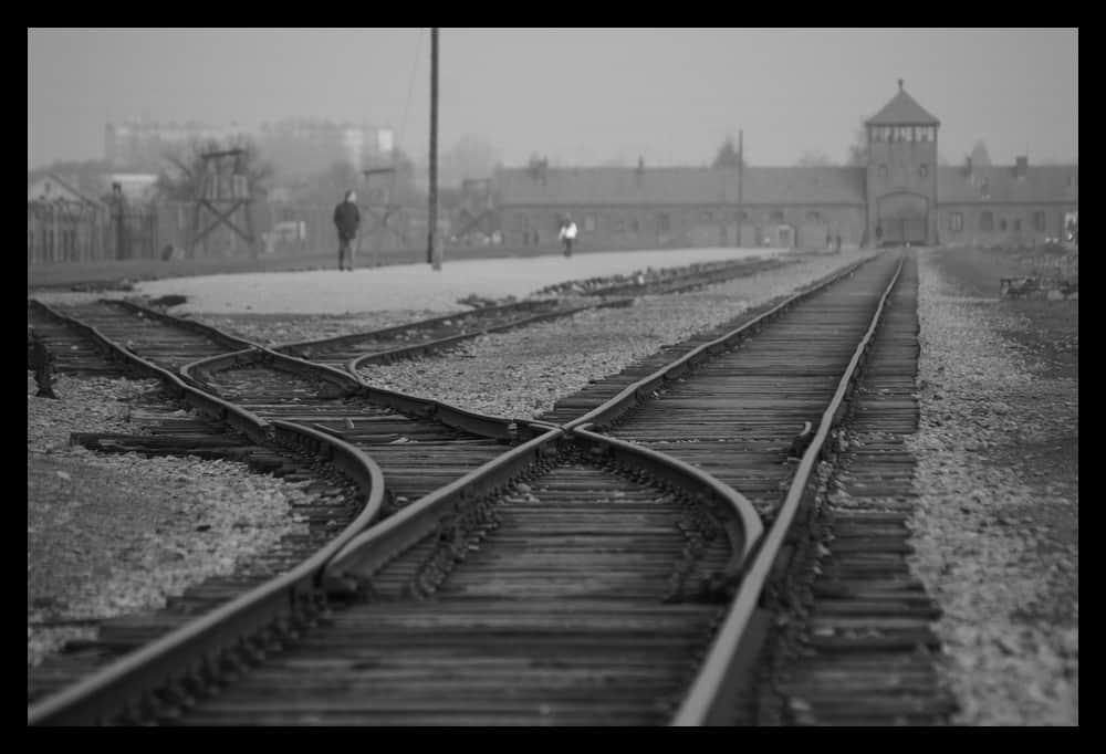 אושוויץ (צילום: אייל ארונסון)