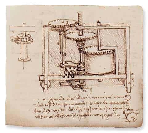 המכונות של לאונרדו