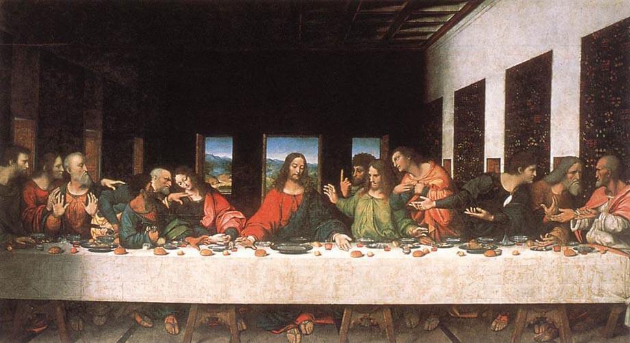 הסעודה האחרונה