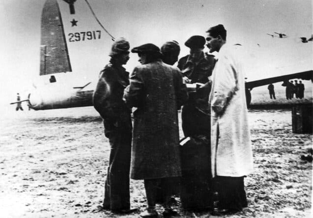 haviva reik arriving in Banska