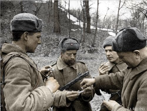 red army wwii