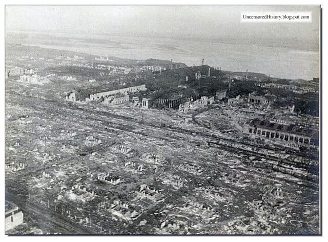 Unseen-Images-from-Battle-of-Stalingrad-City-destroyed-after-the-war