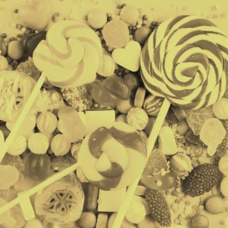 ההיסטוריה של הממתקים