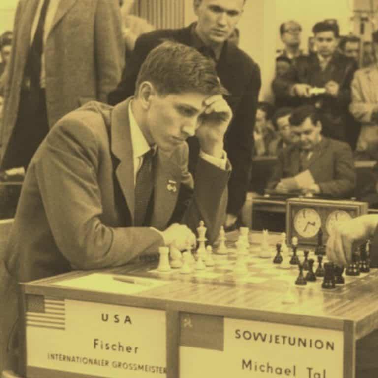 בובי פישר – אלוף השחמט