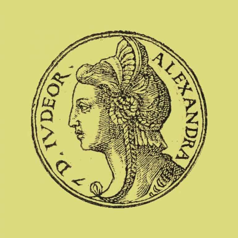 אלכסנדר ינאי ושלומציון המלכה